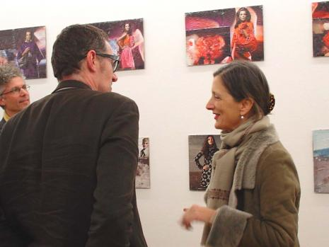 Thomas Hirschhorn_Galerie_Susanna Kulli_2009