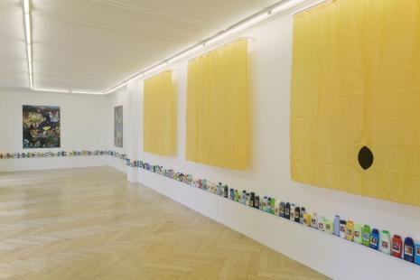 Peter Z. Herzog - Galerie Susanna Kulli - Hammam/Bathcare/Psycho/Cosmology - 2009 - 2/8