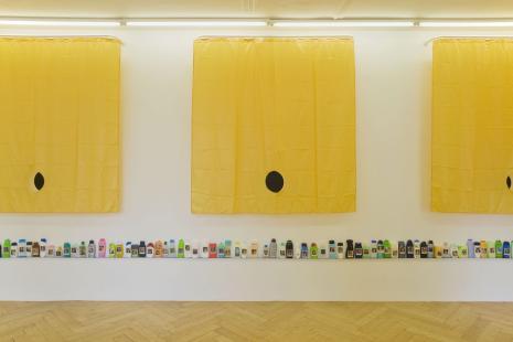 Peter Z. Herzog - Galerie Susanna Kulli - Hammam/Bathcare/Psycho/Cosmology - 2009 - 5/8