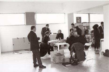 Ecart_Galerie_Susanna Kulli_1992