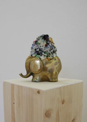 Thom Merrick - Galerie Susanna Kulli - Brass Sculptures - 2006 - 4/7