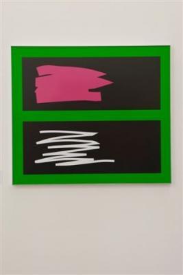 Armleder-Crotti-Khatami-Merrick-Rockenschaub - Galerie Susanna Kulli - Die Linie _ The Line - 2013 - 5/5