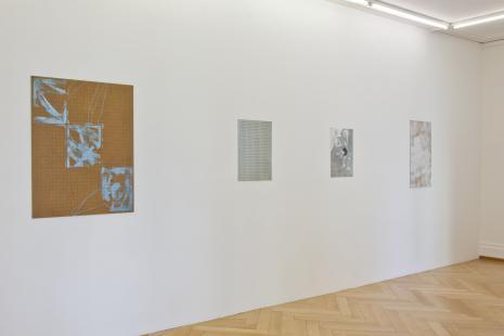 Shila Khatami - Galerie Susanna Kulli - Die Würfel im Fallen - 2013 -2/6