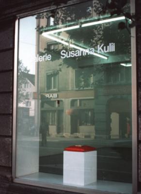 Gerwald Rockenschaub_Galerie_Susanna Kulli_1985_Augensex