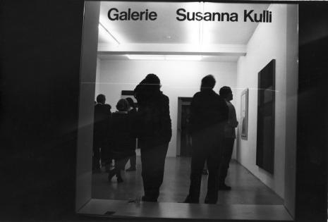 Helmut Federle_Galerie Susanna Kulli_1983