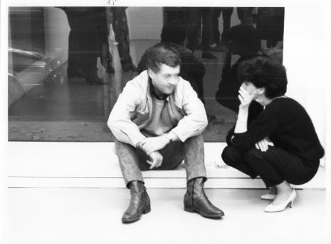 Galerie_Susanna Kulli_Helmut Federle_1983