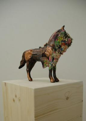 Thom Merrick - Galerie Susanna Kulli - Brass Sculptures - 2006 - 5/7