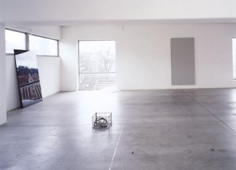 Galerie_Susanna Kulli_ECART_John Armleder