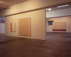 John Armleder_Galerie Susanna Kulli_Furniture Sculptures_1990