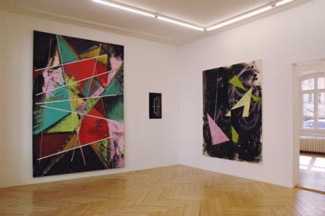 Shila Khatami - Galerie Susanna Kulli - bits and pieces - 2008 - 3/4