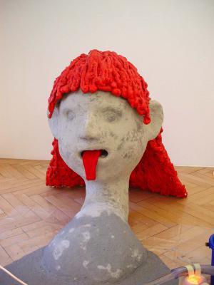 Bertold Stallmach - Galerie Susanna Kulli - Warten auf den 9-Uhr Witz - 2010 - 2/7