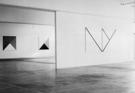 Jean-Luc Manz - Galerie Susanna Kulli - ohne Titel - 1989 -1/1