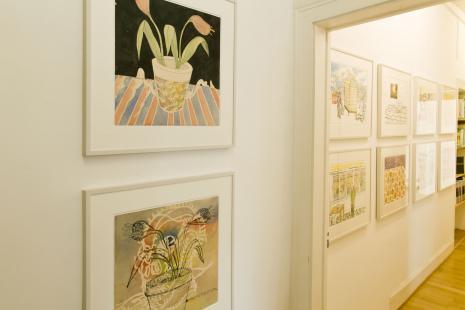 Michael Noser - Galerie Susanna Kulli - Jardin des Plantes - 2014 - 6/6