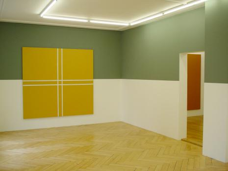 Olivier Mosset _Galerie Susanna Kulli_2004