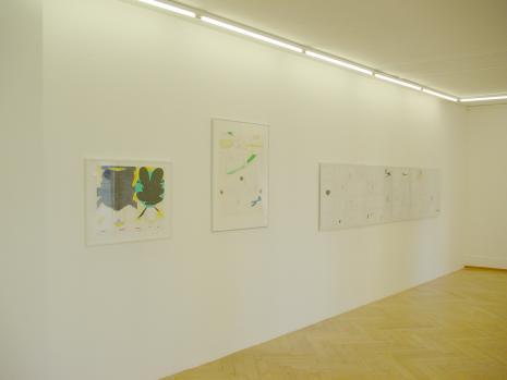 Peter Z. Herzog - Galerie Susanna Kulli - Diamantwork - 2004 - 3/5