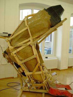Helbling / Marusic - Galerie Susanna Kulli - Do you want a camel or a horse? - 2004 - 4/4