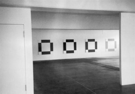 Jean-Luc Manz - Galerie Susanna Kulli - Idole - installation view- 1991 - 1/1