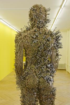 Thomas Hirschhorn_Galerie_Susanna Kulli_Zurich