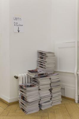 Thomhttp://www.susannakulli.ch/node/4254/edit?destination=admin/content#as Hirschhorn_Galerie_Susanna Kulli_2009