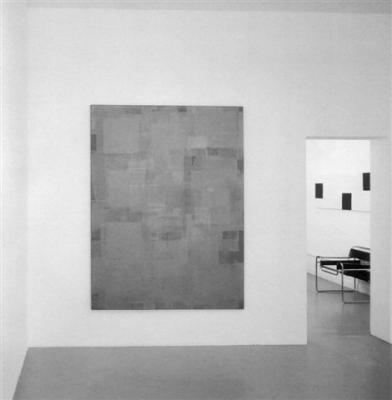 Günther Wizemann - Galerie Susanna Kulli - Mangan -1986 - 1/1