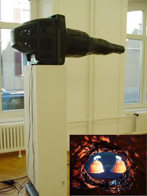 Helbling / Marusic - Galerie Susanna Kulli - Do you want a camel or a horse? - 2004 - 2/4