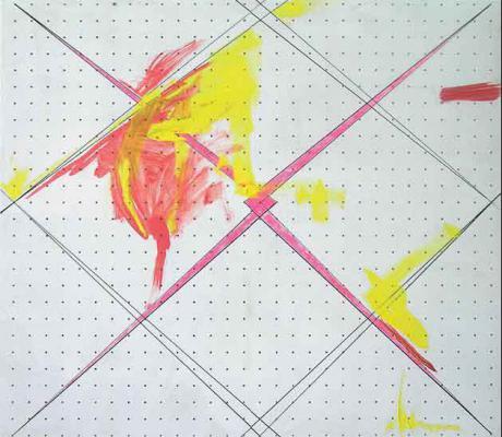 Shila Khatami - Galerie Susanna Kulli - Topspin - 2010 - 3/6
