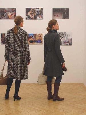 Thomas Hirschhorn_Ur-Collage_Galerie Susanna Kulli 2009