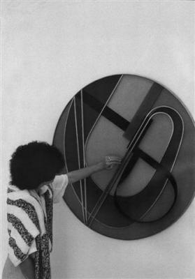César Domela_Galerie Susanna Kulli_1985