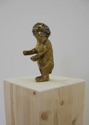 Thom Merrick - Galerie Susanna Kulli - Brass Sculptures - 2006 - 3/7