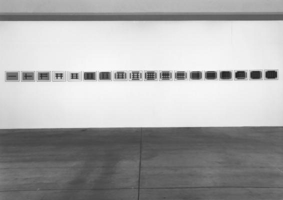Helmut Federle_Galerie_Susanna Kulli_1992