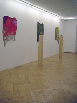 Merrick-Schiess - Galerie Susanna Kulli - Brass Sculptures / Fetzen - 2009 - 3/3