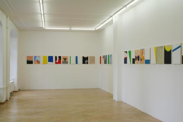 Crotti / Manz - Galerie Susanna Kulli - Malerei / Zeichnung - 2005 - 1/4