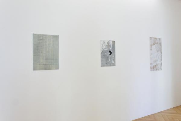 Shila Khatami - Galerie Susanna Kulli - Die Würfel im Fallen - 2013 -4/6