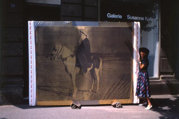 Gerhard Merz_Galerie_Susanna Kulli_Zuerich