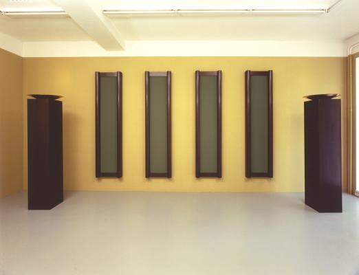 Gerhard Merz_Galerie Susanna Kulli_ITALIA MCMLXXXVI_1986