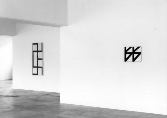 Galerie_Susanna Kulli_Helmut Federle_1992