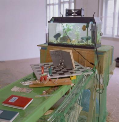 Peter Z. Herzog _Galerie Susanna Kulli_1997