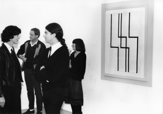 Galerie Susanna Kulli_Helmut Federle_1983