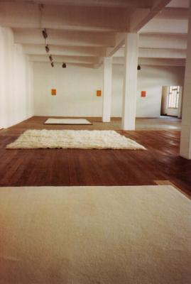John Armleder_Olivier Mosset_Gerwald Rockenschaub_Rudolf Stingel_Galerie Susanna Kulli