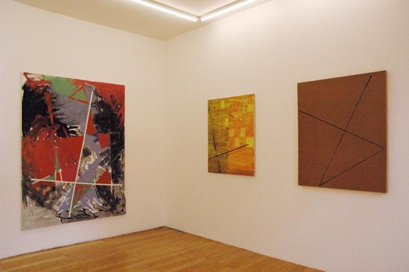 Shila Khatami - Galerie Susanna Kulli - bits and pieces - 2008 - 4/4