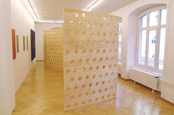 Shila Khatami - Galerie Susanna Kulli - bits and pieces - 2008 - 2/4