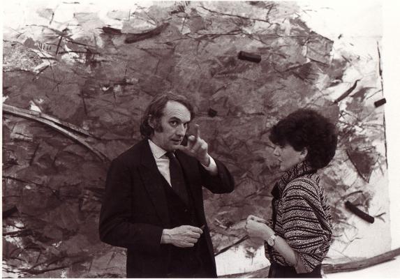 Galerie_Susanna Kulli_Marco Gastini_1984