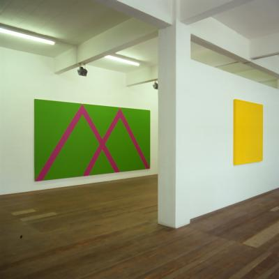 Olivier Mosset_Galerie_Susanna Kulli