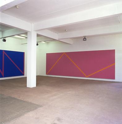 Olivier Mosset_Galerie_Susanna Kull