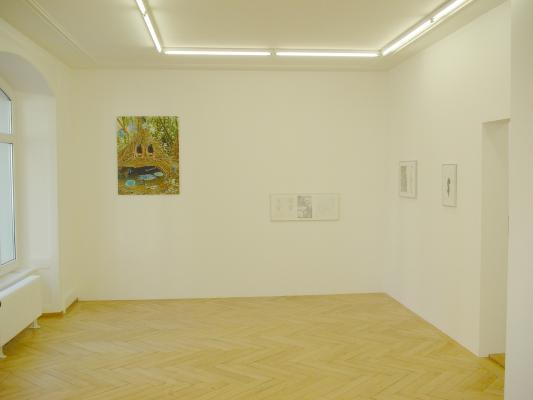 Peter Z. Herzog - Galerie Susanna Kulli - Diamantwork - 2004 - 2/5
