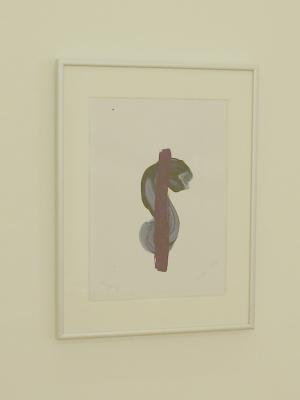 Peter Z. Herzog - Galerie Susanna Kulli - Diamantwork - 2004 - 5/5