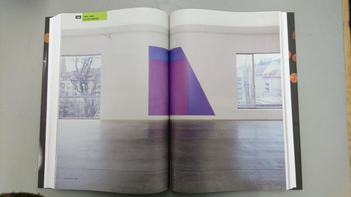 Publikation 33 Jahre Galerie Susanna Kulli - Ein Materialbuch_Hrsg. Peter Zimmermann_Max Wechsler