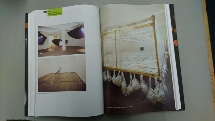 Publikation 33 Jahre Galerie Susanna Kulli - Ein Materialbuch_Hrsg. Max Wechsler_Peter Zimmermann