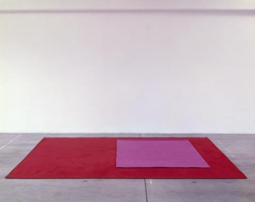 Gerwald Rockenschaub_Galerie_Susanna Kulli_1991_carpets