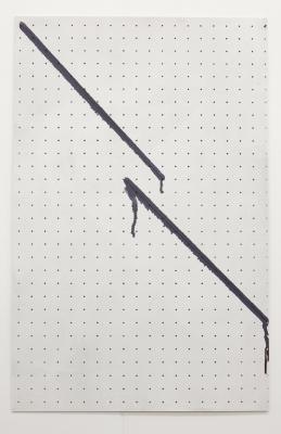 Khatami - Galerie Susanna Kulli - Die Linie _ The Line - Zeronnen - 2013 - 4/5